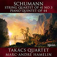 String Quartet Op 41 No 3 / Piano Quintet