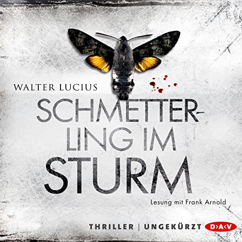 Schmetterling im Sturm cover art