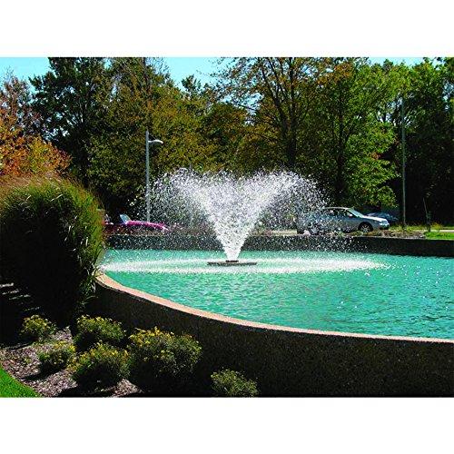 Scott Display Pond Aerator Fountain - 1/2 HP
