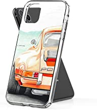 Crystal Clear Phone Cases Singer 911 Case Cover Compatible for iPhone (11 Pro Max)