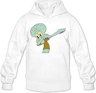 Men Dabbing Squidward Sweatshirt Hoodie Pullover