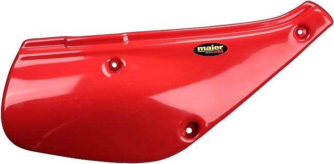 600 Models 206112 Maier Black Side Panels For Honda XR250 350
