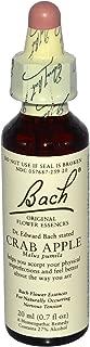 Bach Original Flower Essences, Crab Apple 0.7 fl oz (20 ml)
