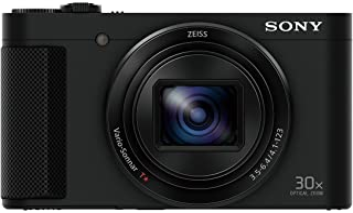 Sony Cyber-Shot DSC-HX90 negro - Cámara compacta de 18 Mp