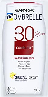 L'Oreal Ombrelle Sunscreen SPF 30 Lightweight Lotion - 240 Milliters, 8 Ounces