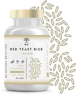Amazon.es: levadura de arroz rojo