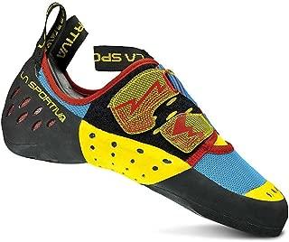 La Sportiva Oxygym Climbing Shoe - Men's Blue/Red 34