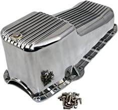 big block chevy aluminum oil pan