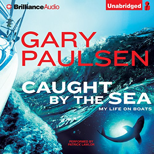 Caught by the Sea audiobook cover art