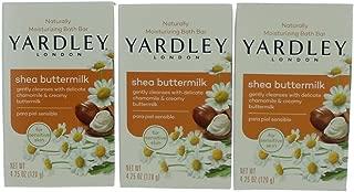 yardley soap benefits