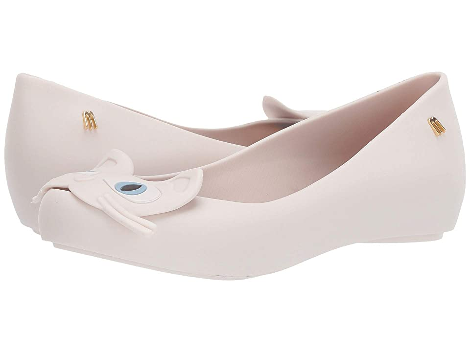 Melissa Shoes Ultragirl Cat II (Beige/Black) Women
