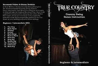TRUE COUNTRY Country Swing Dance Instruction (Beginner-Intermediate)