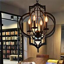 EUJEID Lustre Moderne Lampe Suspension Minimaliste Europ/éenne Dor/ée Spoutnik Plafonnier D/éCoratif Int/érieur en M/étal pour Le Salon Salle /à Manger Chambre Cuisine