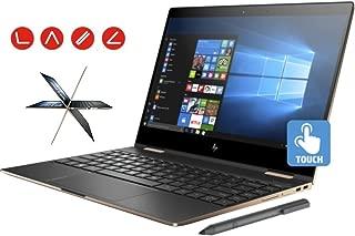 HP Spectre x360 13t Premium Ultra Light Convertible 2-in-1 Laptop (Intel 8th gen i7-8550U Quad Core, 16GB RAM, 512GB SSD, 13.3
