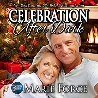 Celebration After Dark: A Gansett Island Holiday Novella cover art