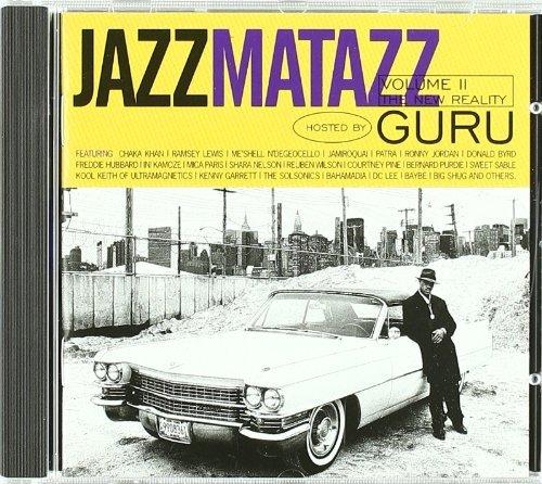 Jazzmatazz Vol 2 by Guru (1995-07-03)