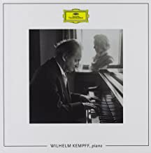 Best kempff solo piano recordings Reviews
