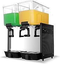 CLING Distributeurs de Boissons à Agitation commerciaux Machine à Boissons au thé glacé à Froid en Acier Inoxydable 2 rése...