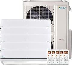 Senville 48000 BTU Five Zone Mini Split Air Conditioner Heat Pump SENA-48HF/F