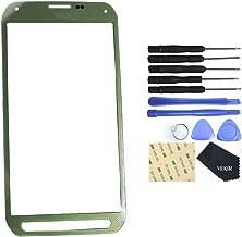 VEKIR Glass Repair Screen for Samsung Galaxy S5 Active(GREEN)