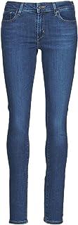 Levi's 711 Skinny Jeans Modello Aderente A Gamba Stretta, Effetto Modellante E Push Up su Fianchi, Cosce E Glutei Donna