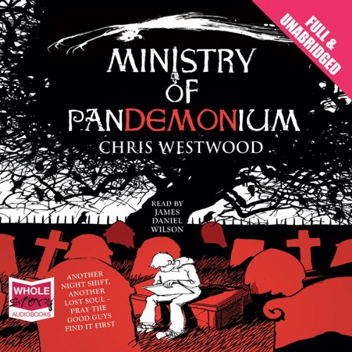 Ministry of Pandemonium cover art
