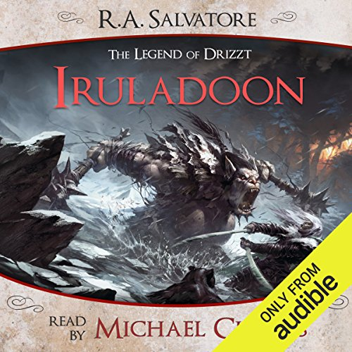 Iruladoon audiobook cover art