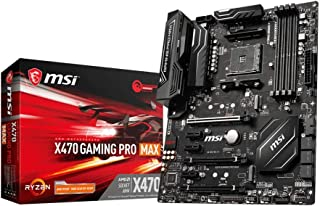 MSI X470 Gaming Pro MAX (Socket AM4/x470/DDR4/S-ATA 600/ATX) Interno Unidad de Disco óptico