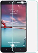 ZTE Zmax Pro Screen Protector, Mybat Clear Tempered Glass LCD Screen Protector Shield Guard Film For ZTE Grand X Max 2/Imperial Max /Kirk/Max Duo 4G/Zmax Pro