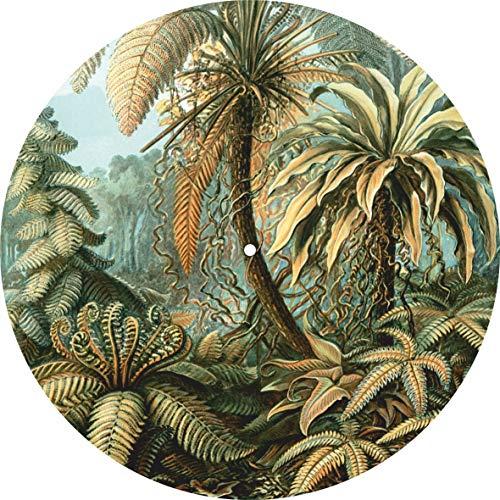 Slipmat Vintage Jungle TOPKAUFMUNICH©