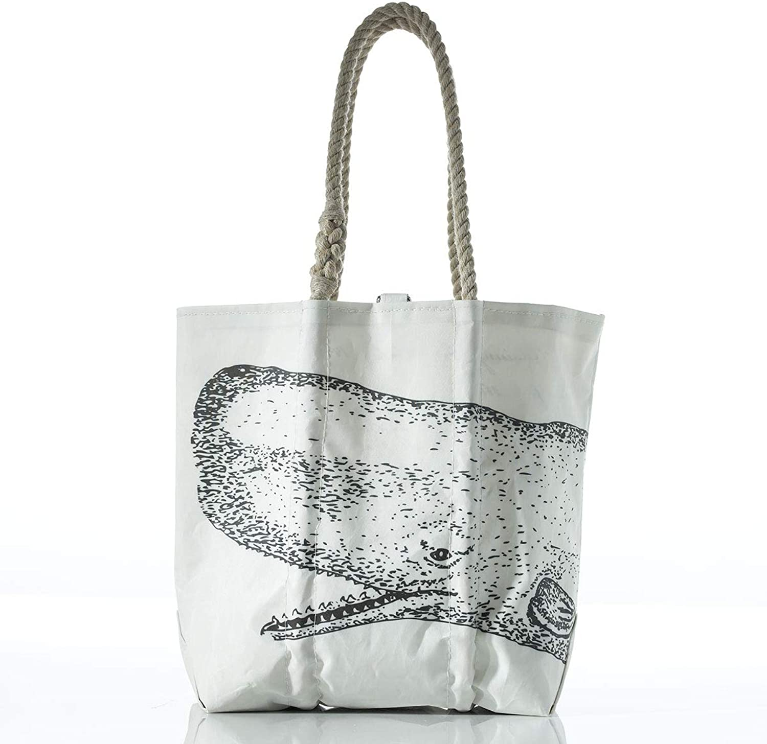 Sea Bags Recycled Sail Cloth Whale Tote