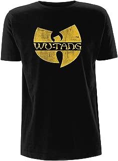 Wu-Tang Clan 'Distressed Logo' T-Shirt