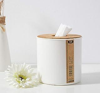 SoraHa 北欧風 木製 トイレットペーパーホルダー 日用品 ペット 犬 トイレ おしっこ 掃除 トイレットペーパー ちり紙 ティッシュペーパー ホルダー 木製 カバー おしゃれ インテリア 日本仕様 新バージョン