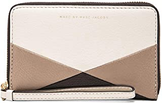 MARC BY MARC JACOBS 'Sophisticato - Wingman' Leather Phone Wallet Leche Multi