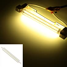 Roloiki R7S 144 LEDs 15W 189mm 1450LM 2835 SMD AC220V Bulb Light Corn Lamp Floodlight Non-Dimmable 360 Degree Illumination...