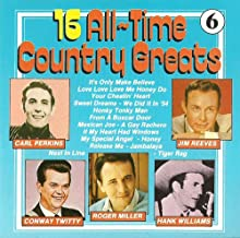 Country incl. Honky Tonky Man
