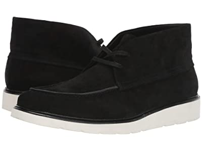Vince Wayde (Black Sport Suede) Men