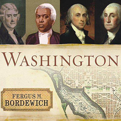 Washington audiobook cover art