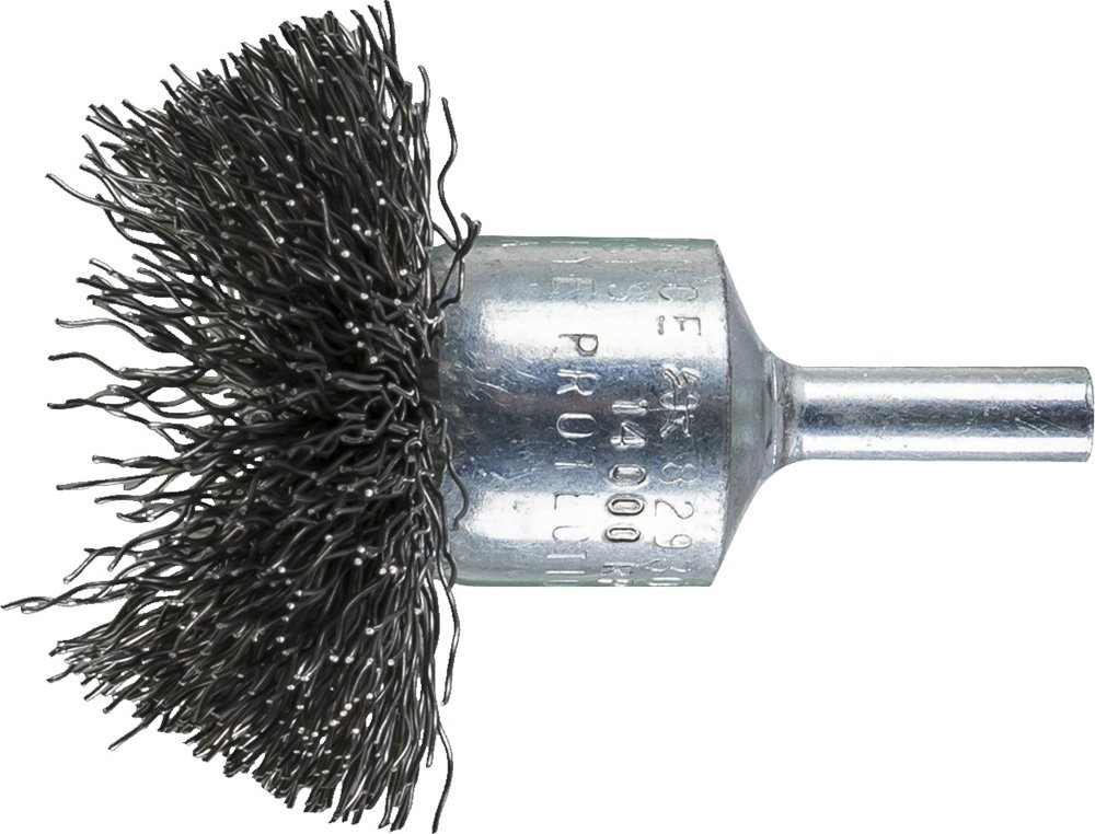 PFERD 82930 Stem Ranking Omaha Mall TOP16 Mounted Specialty Brush Steel Carbon Wire