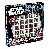 Top Trumps 1533 Star Wars Match Game, Multi