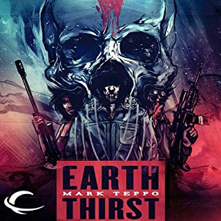 Earth Thirst audiobook cover art