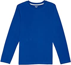 blue blank shirt