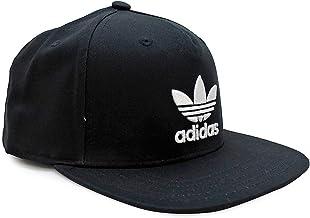 [アディダス]Adidas Originals オリジナルス トレフォイル ロゴ キャップ 帽子 メンズ レディース 男女兼用 BK7324 ブラック [並行輸入品]