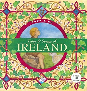 Tales and Songs of Ireland (Booknotes) (With CD) (Booknotes(tm))