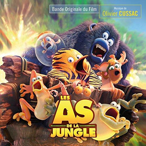 Les as de la jungle (Bande originale du film)