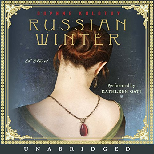 Russian Winter audiobook cover art