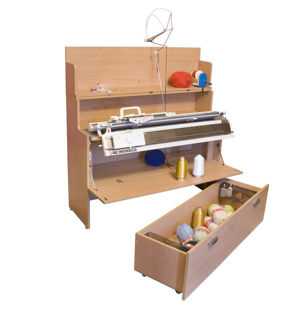 Comfort | Mesa para Maquina de Tejer | Brother Silver Reed ...