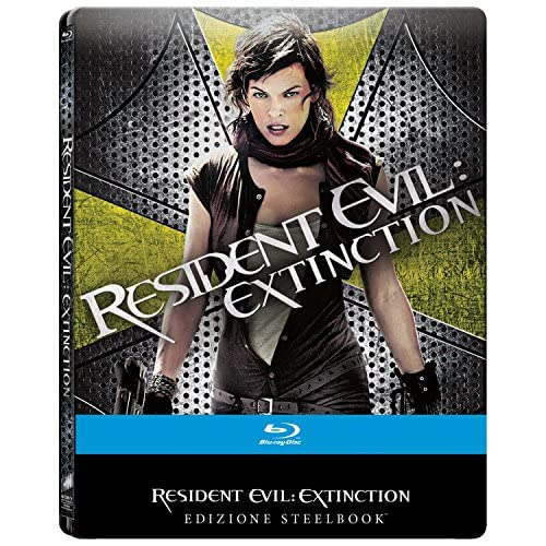 Resident Evil: Extinction (Blu-Ray), Edizione Steelbook