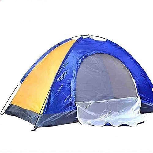 BUYGLI Tent Tente de Camping en Plein air Tente monocouche imperméable aux intempéries, adaptée aux séjours de Camping, Alpinisme