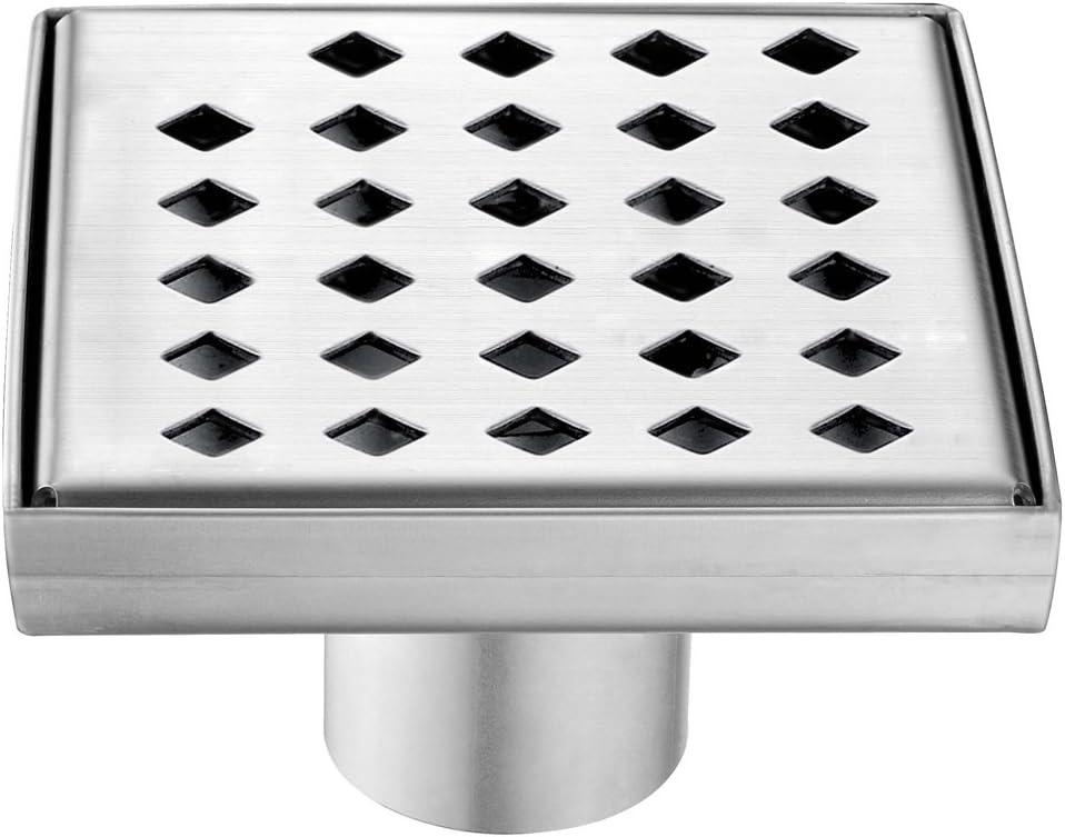 Dawn LMI050504 Mississippi Atlanta Mall River Series S - Square Drain Shower Popular brand in the world
